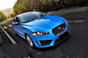 Jaguar XF XF250 XFRS Conversion Body Kit 2012-2016
