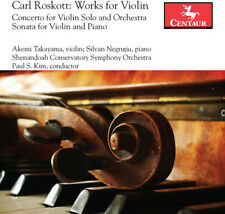 Works for Violin [New CD]