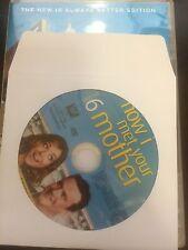 How I Met Your Mother – Season 6, Disc 2 REPLACEMENT DISC (not full season)