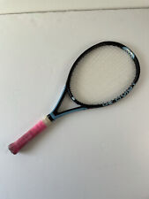 Wilson Triad Hammer 3.0 Oversize Head Tennis Raquet Blue Black 110 Sq Inch