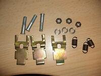 set increased forks springs repair clutch fiat 500 D F L clutch gear