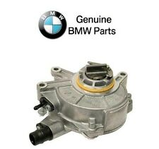 BMW F10 F07 F12 550i 650i Vacuum Pump with O-Ring for Brake Booster Genuine