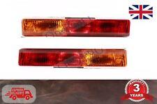 COPPIA FIAT 666,766,880,980,100-90,110-90 Trattore LH + rh Posteriore Brake Stop Luce