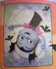 New Vampirina Vee Hauntley Plush Fleece Throw GIFT Blanket SOFT Cartoon Vampire