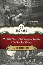 97 Orchard : An Edible History of Five Immigrant Families in One New York Teneme