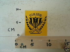 STICKER,DECAL DUTCH VIKING MODELVLIEGTUIG CLUB