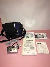 Fujifilm FinePix A Series A201 2.0 Mp Digital Camera W Case,Transfer Cord,Softwa