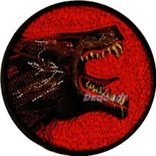 An American Werewolf in Paris Logo Embroidered Patch Horror Movie Wolf London
