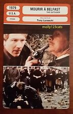 US Belfast Troubles IRA FILM THE OUTSIDER Craig Wasson FRANCESE PELLICOLA