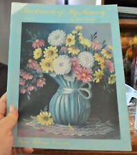 Magazine Backroads of My Memory by Gerri Kisner Vol. 2 Scheewe Publications 1991