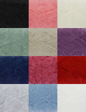 King Cole Embrace DK & Free Knitting Pattern Double Knit Soft Fluffy Yarn 100g
