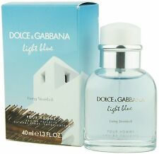 (99,88EUR/100ML) 40ML DOLCE & GABBANA - LIGHT BLUE STROMBOLI EAU DE TOILETTE NEU