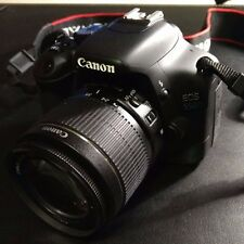 CANON EOS 550D/REBEL T2i 18.0MP Fotocamera Reflex Digitale-con scheda SD 4 GB
