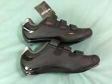 NEW TOMMASO CYCLING SHOES MEN-8 EUR -41 BLACK.   no box