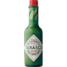 Tabasco Green Jalapeno Pepper Sauce - 57ml Bottle