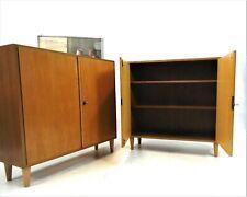 2 Kleine Sideboard von Georg Satink für WK Möbel, 1950er