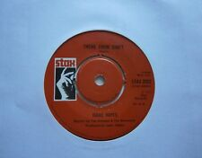 """ISAAC HAYES: Theme From Shaft (Stax) 1977 Reissue 7"""" single"""