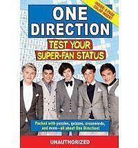 One Direction: Test Your Super-Fan Status: Packed with Puzzles, Quizzes, Crosswo