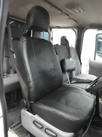 Ford Transit Custom Van Drivers Seat Cover- Made to Measure Leatherette