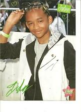 Jaden Smith, Blake Michael, Double Sided Full Page Pinup