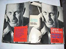 DREW PEARSON - DIARIES, 1949-1959 (1974, Hardcover)