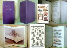 """""""Mrs BEETON'S BOOK of HOUSEHOLD MANAGEMENT"""" Cuisine Cooking Kuche Moule 1915 !"""