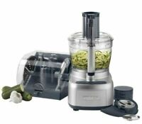 Cuisinart Elemental 13-Cup Food Processor with Spiralizer - Refurbished