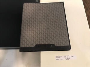 $450 Limited Edition Montblanc Mont Blanc Notebook Holder 111114