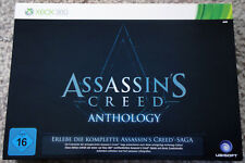 Assassin's Creed Anthology, XBOX 360, PAL, neuwertig
