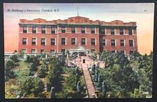 St. Anthony's Seminary Catskill NY Kingston News Service K8555