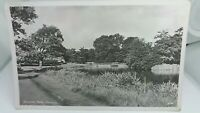 Brueton Park Solihull Birmingham West Midlands Vintage RP Postcard Real Photo