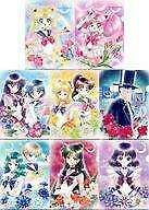Secondhand Clear All Types Set Jumbo Carddas Sailor Moon Art File Collection