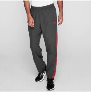 Adidas Mens Samson 4.0 Pants Grey/Red UK Size Small 2XL *REF174