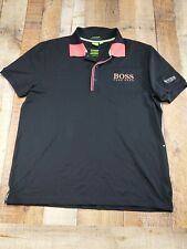 Hugo Boss Men's XXL Moisture Manager Slim Fit SS Polo Shirt Tavistock Cup