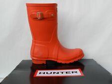 Hunter Original Short Chaussures 40 41 Bottes Caoutchouc Festival Carnaval Neuf