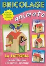 Bricolage animato. La fattoria - Anne Vande Lanoitte - Libro nuovo in offerta!
