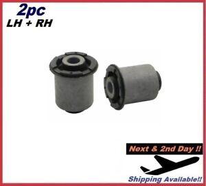 For HYUNDAI KIA FRONT Lower Control Arm Bushing Rearward SET Kit MOOG K201358