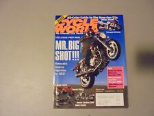 MARCH 1992 CYCLE WORLD MAGAZINE,SUZUKI GSX-R1186,KAWASAKI ZEPHYR 1100,250 MX ERS