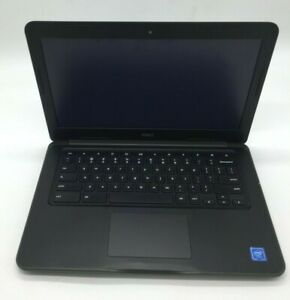 Dell Chromebook 3380 Celeron 3855u 1.60GHz 2gb 32GB SSD charger included