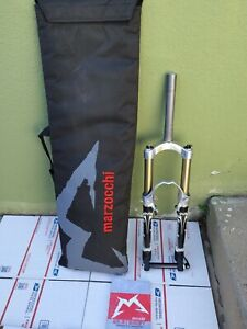 2002 Marzocchi Bomber Z1 FreeRide Mtb Fork w/Carry Case