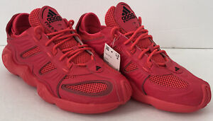 Adidas Originals FYW S-97 Women's Lifestyle Shoes Size 10 Shock Red (EE5329)