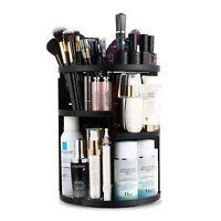 Organizador Giratorio Maquillaje Cosmeticos Baño Estetica Lapiz de Labios Brocha