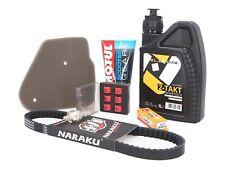 Yamaha Aerox 50 pre 98 Service Kit Drive Belt Rollers Air Filter Oils