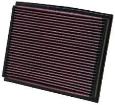 K&N Hi-Flow Performance Air Filter 33-2209 fits Audi A4 1.8 T (B6), 1.8 T (B7...