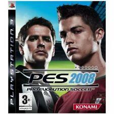 "Pro Evolution Soccer 2008 (Pes 2008) (PS3) Playstation 3 ""PAL"""