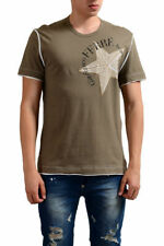 "Gianfranco Ferre ""Beachwear"" Men's Olive Green T-Shirt Sz S M L XL 2XL"