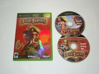 B3 Xbox Jade Empire Limited Edition game w/ case & 2-discs- tested, working