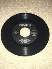 """Rare 45 JAY KNOWLES feat JACK WOODS """"Black Magic"""" private modern soul/funk/pop"""