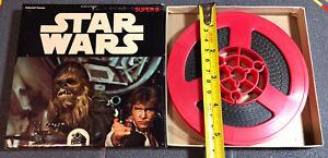 Star Wars Ken Films F48 B&W Silent Super 8 8mm Film Movie Reel