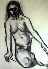 Adrianus Albertus TOETENEL (1914-1990) - AKT  STUDIE - Nude